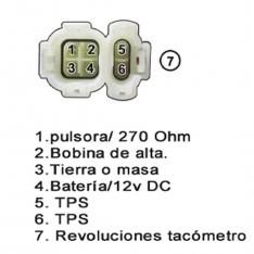 556 CBF 150 4T 12V