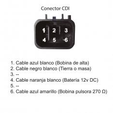 562 CDI BEST 125