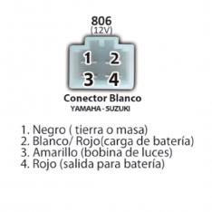 806 Reg Rectificador