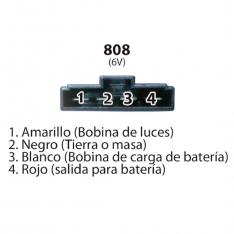 808 Reg Rect Monofasico